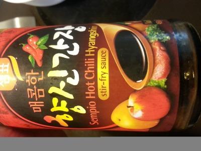 Sempio Hot Chili Sauce